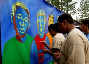 bmoc camp 2012 mural
